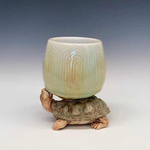Box Turtle Sipper