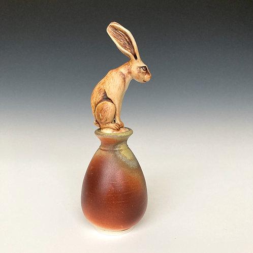 Desert Hare Perfume Bottle