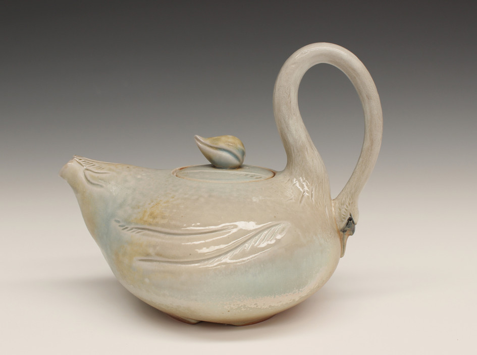 Swan Teapot - 2017