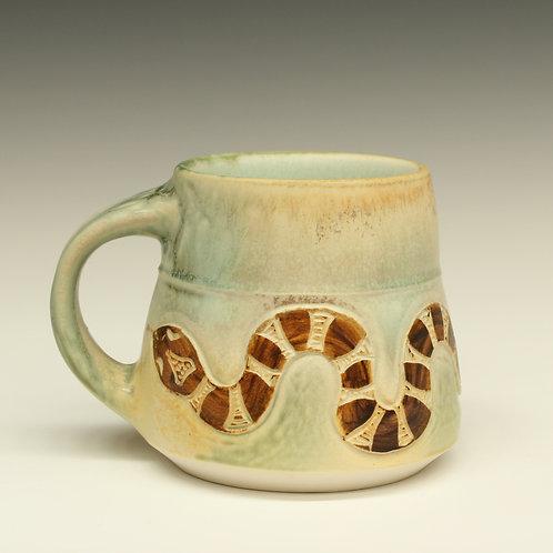 Garden Snake Mug