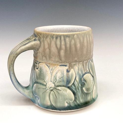 Rainy Day Dogwood Mug