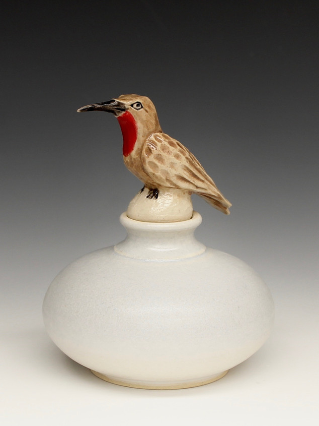 Hummingbird Perfume Bottle 2017