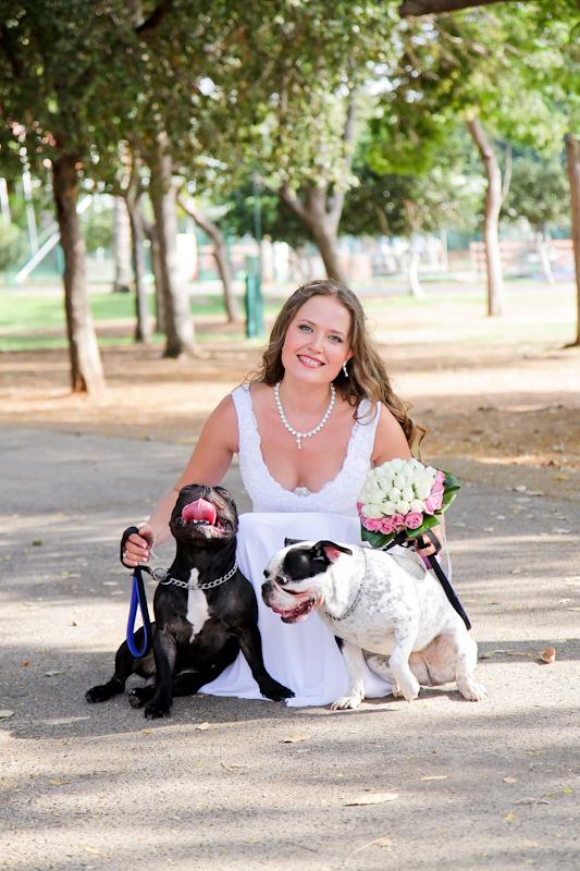 צילום חתונות בשרון