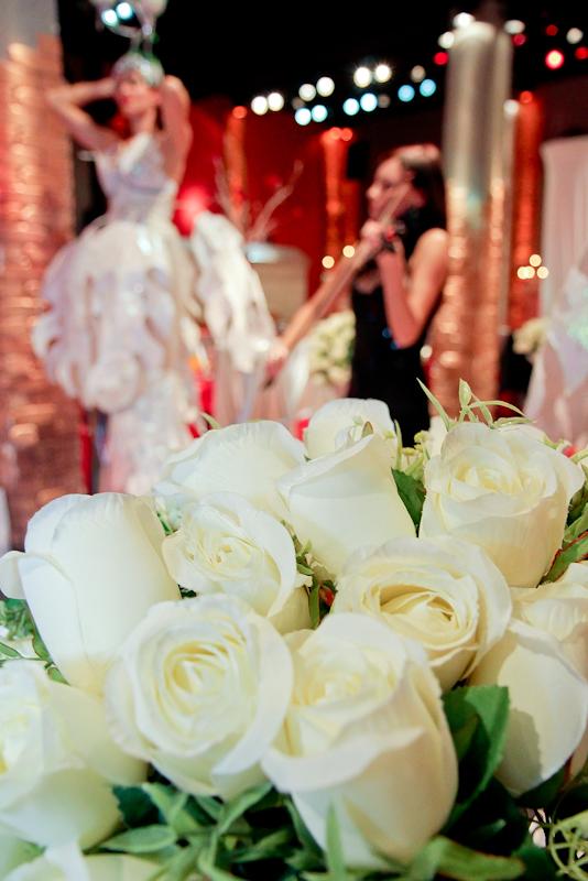 אווירה מיוחדת בחתונה רוסית
