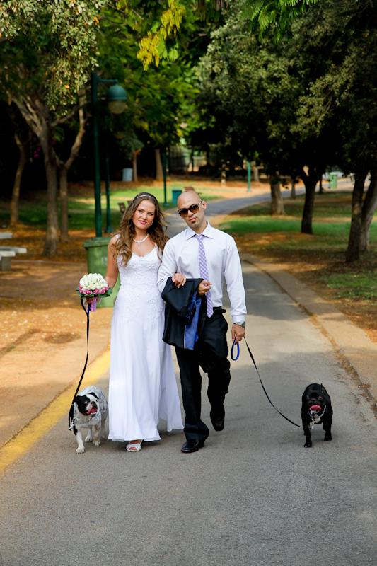 צילום חתונות בראשון לציון
