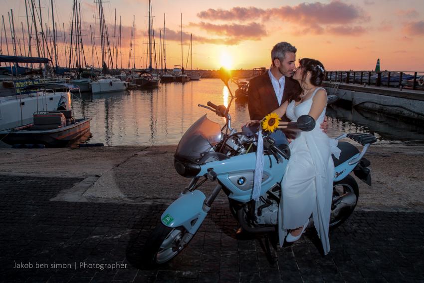 צלם חתונות במרכז