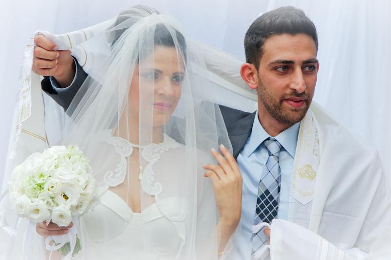 צלם לחתונה קטנה בשרון