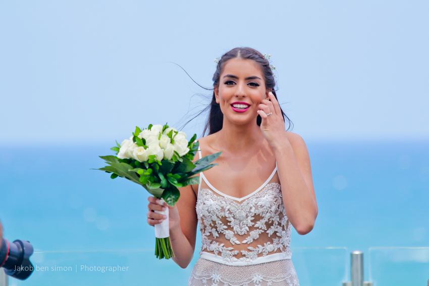 צילום חתונה הכנות