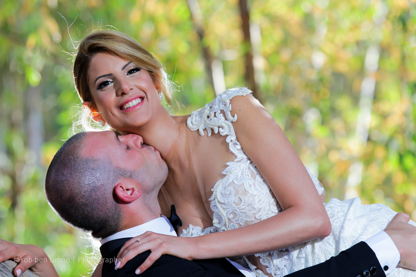 צילום חתונה קטנה