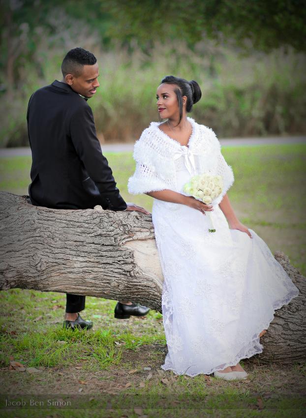 צילום חתונה אתיופית