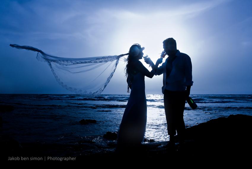צלם לחתונה בשרון