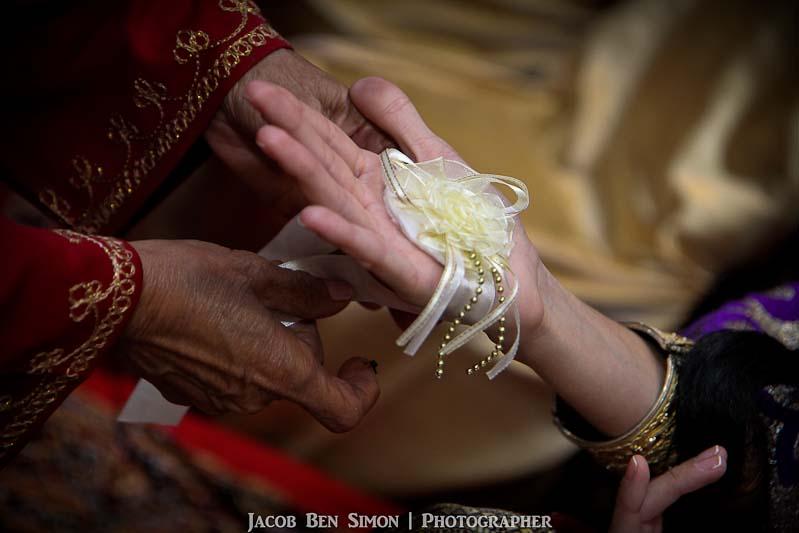 צילום הטקס המלא לחינה