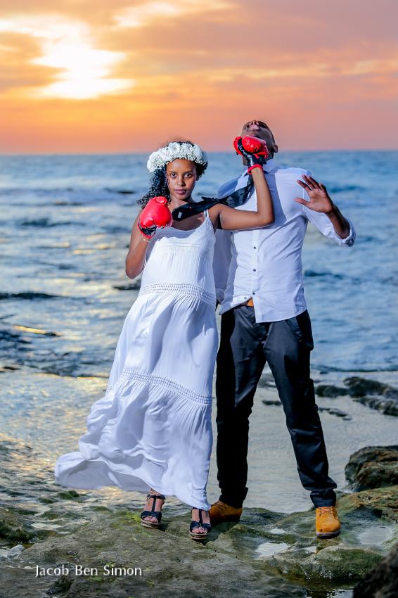 צילום טראש חתונות
