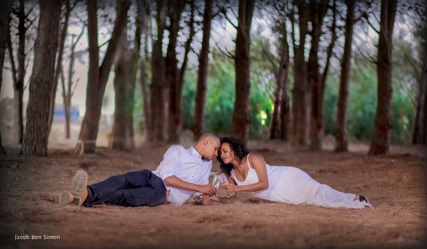 צילום לחתונה קטנה
