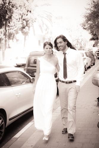 צילום וינטאז לחתונה