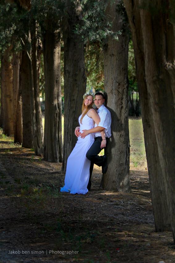 צילומי רווקות לחתונה