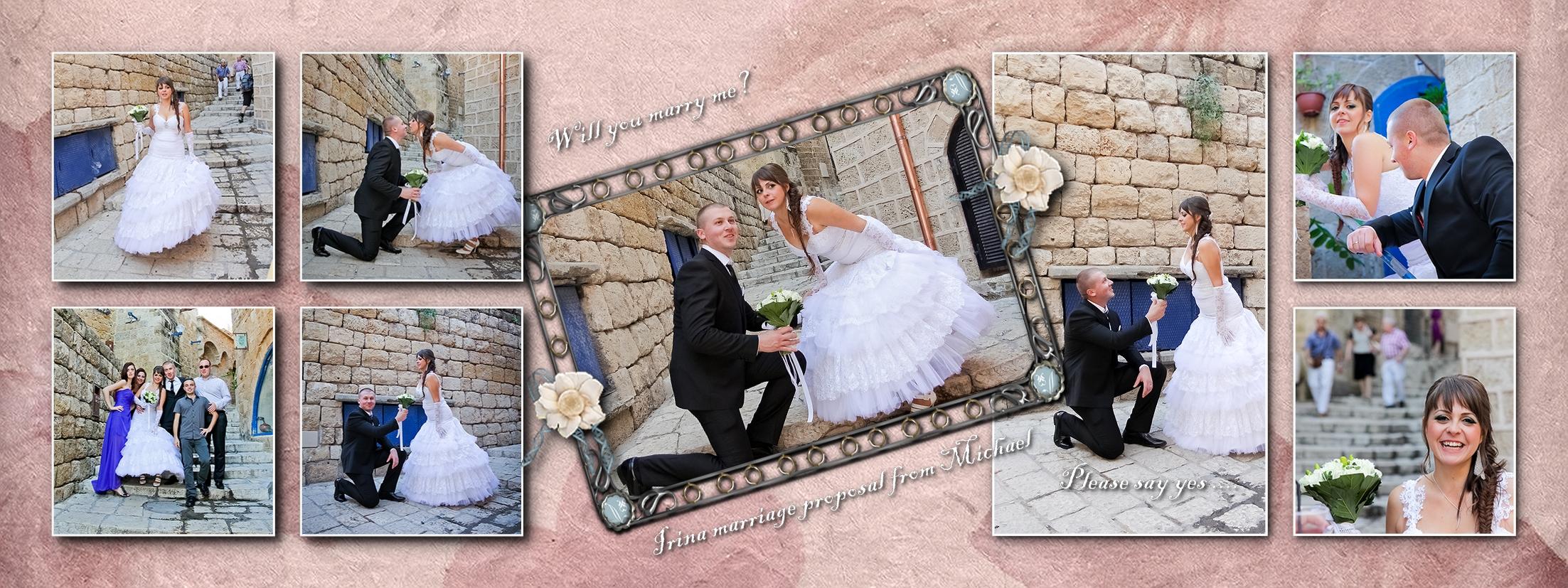 צילום לחתונה מקצועית