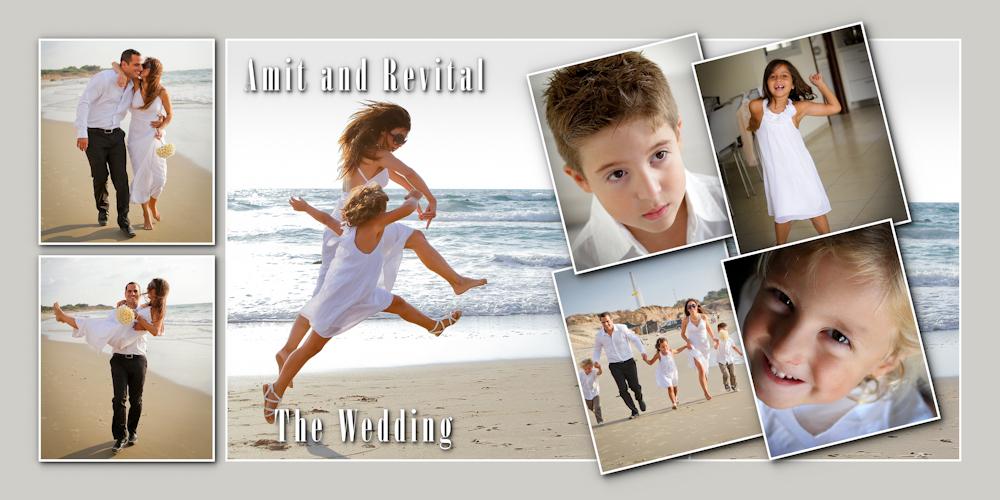 צלמי חתונות בשרון