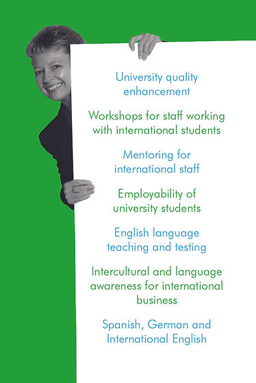 Dawn Leggott Quality Employability International Students Languages