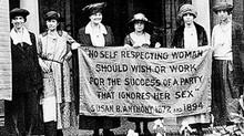Retrospectiva - Día Internacional de la Mujer