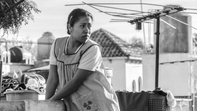 """Imagen es de la película """"Roma"""" y propiedad de Netflix & Alfonso Cuarón"""