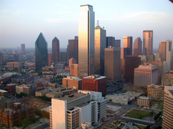 Dallas at Dusk