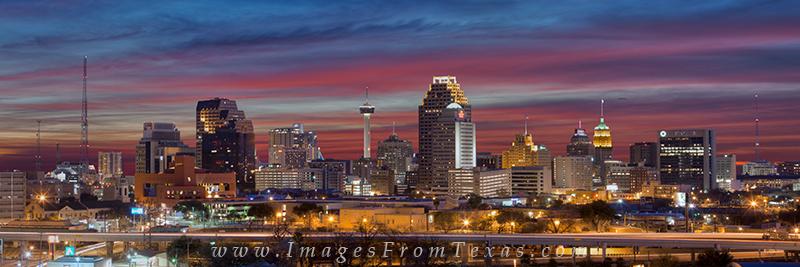 San-Antonio-Skyline-Panorama-