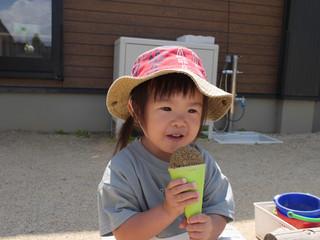 アイスクリーム屋さんごっこ🍨💕 オレンジ組 2歳児