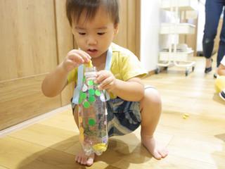 「遠足ごっこ😊🎶」 オレンジ組2歳児