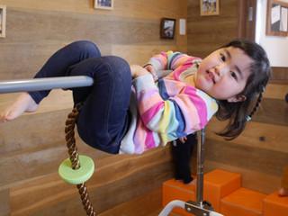 身体を動かすことが大好き❤️ オレンジ組2歳児