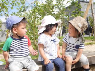 戸外遊びが大好きな子どもたちです☺☀ オリーブ組