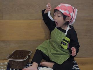 🌼ピクニックブーム🌼 オレンジ組1歳児