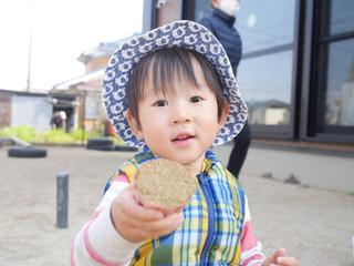 戸外遊び☺️✨ オレンジ組2歳児