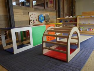 室内遊具✨ オリーブ組