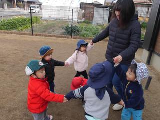 もぐらどん✨ オレンジ組1歳児