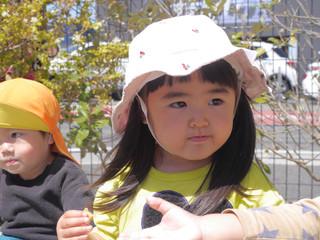 🌷ピクニックごっこ🌷 オレンジ組2歳児