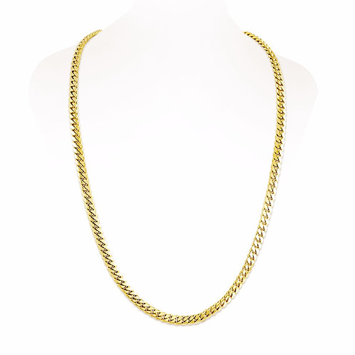 14K CUBAN LINK CHAIN (9MM)
