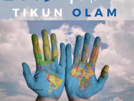 Tikun Olam - o aprimoramento do mundo