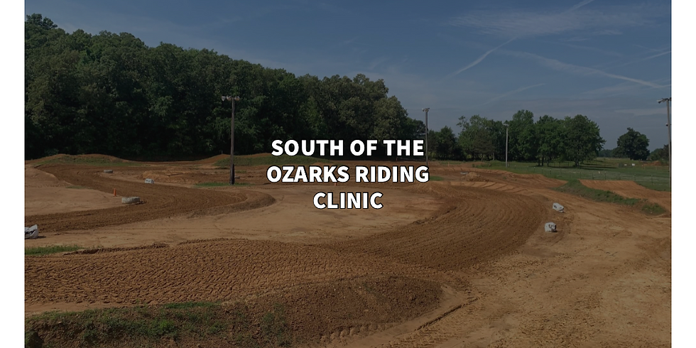 South of the Ozarks - Branch Arkansas riding clinic