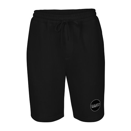 Men's fleece shorts