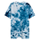 Thumbnail: Oversized tie-dye t-shirt