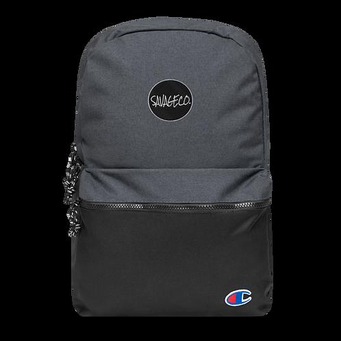 Savageco X Champion Backpack