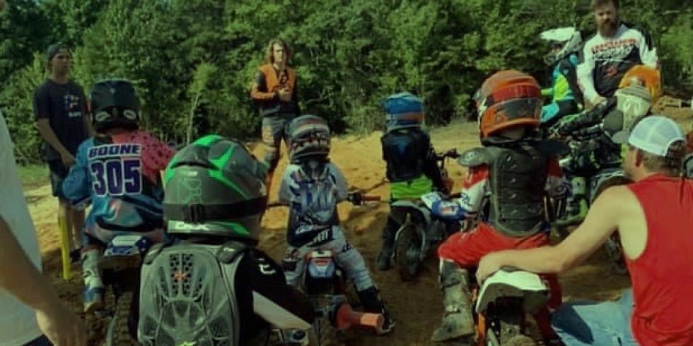 Bubbs Creek Riding Clinic