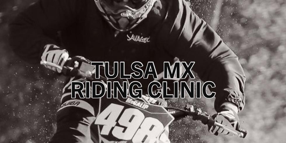 Tulsa MX Riding Clinic with Keaton McCalip