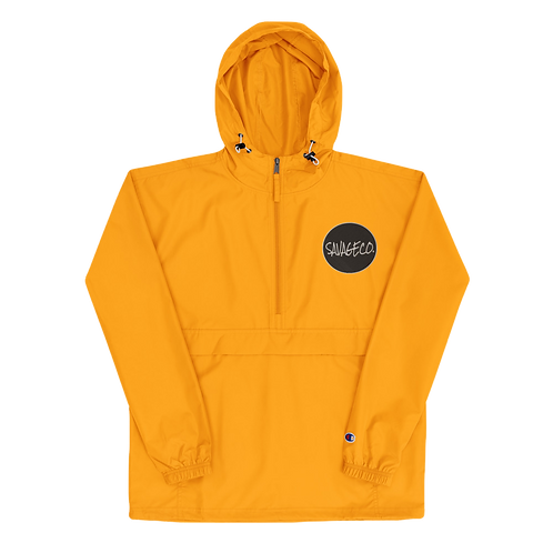 Savageco. Windbreaker Jacket *packable*