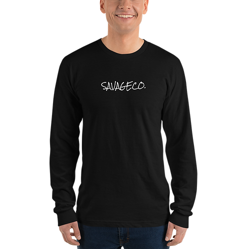 Night Long sleeve t-shirt