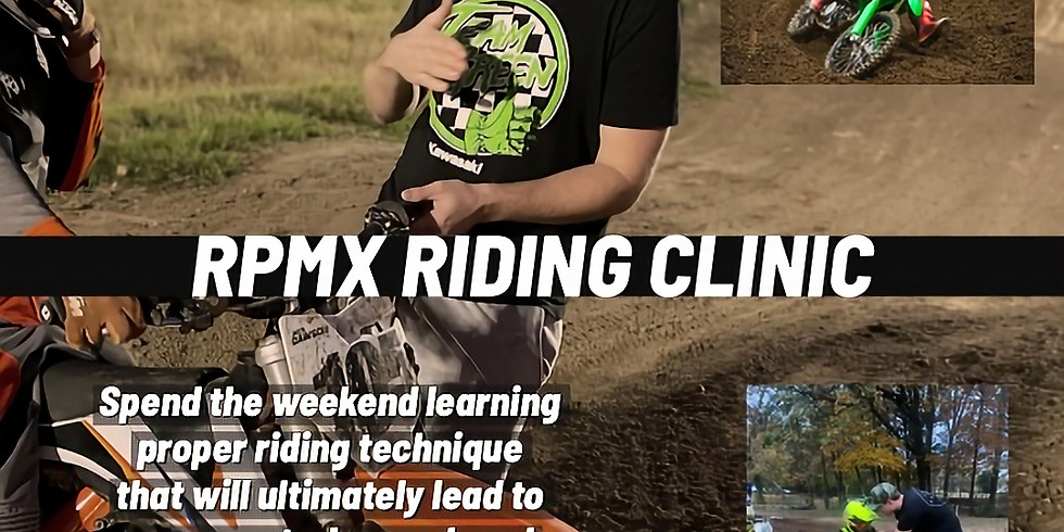 RPMX RIDING CLINIC