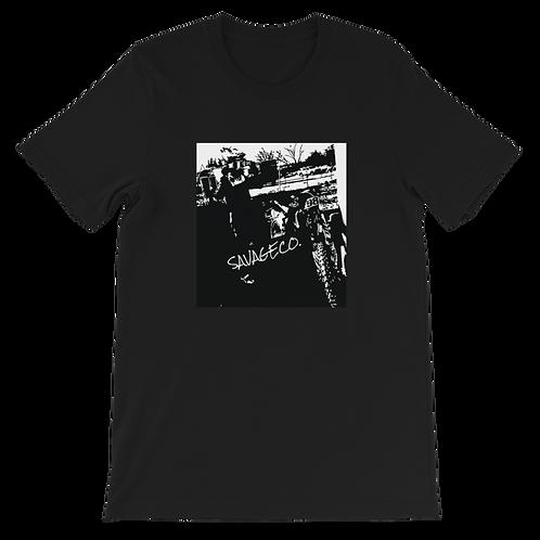 Savageco. B&W Shirt
