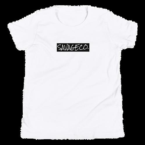 Savageco. Youth Short Sleeve T-Shirt