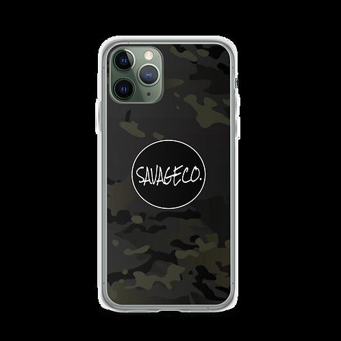 Savageco Camo iPhone Case